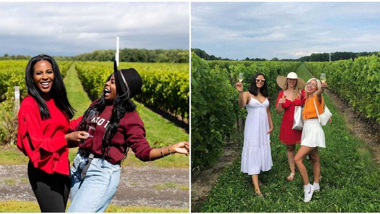 You Can Do The Ultimate Winery Tour In Quebec With Your Bestie For Only $35