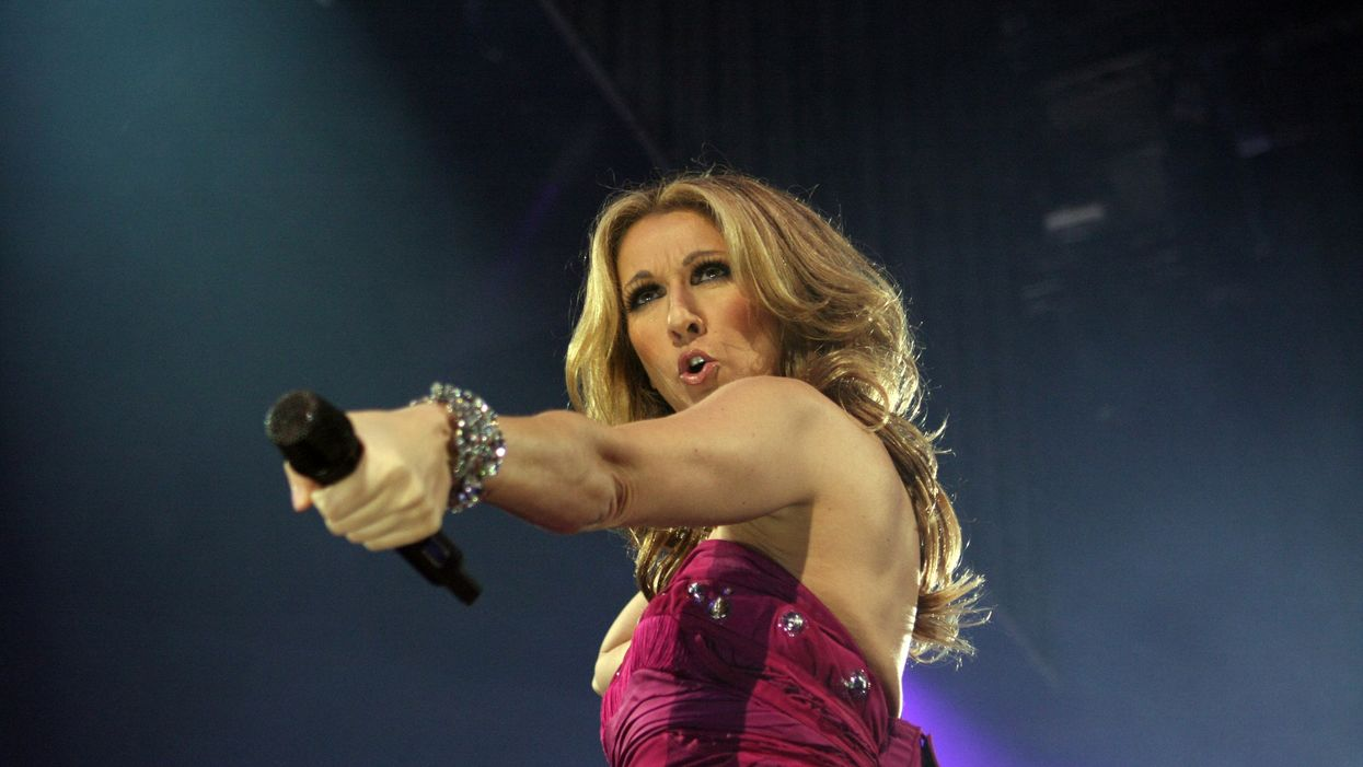 There's A New Céline Dion Biopic Coming Out & The Trailer Just Dropped