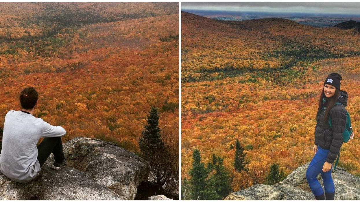 You Can't Let Fall Pass By Without Seeing The Views At This Quebec National Park (PHOTOS)