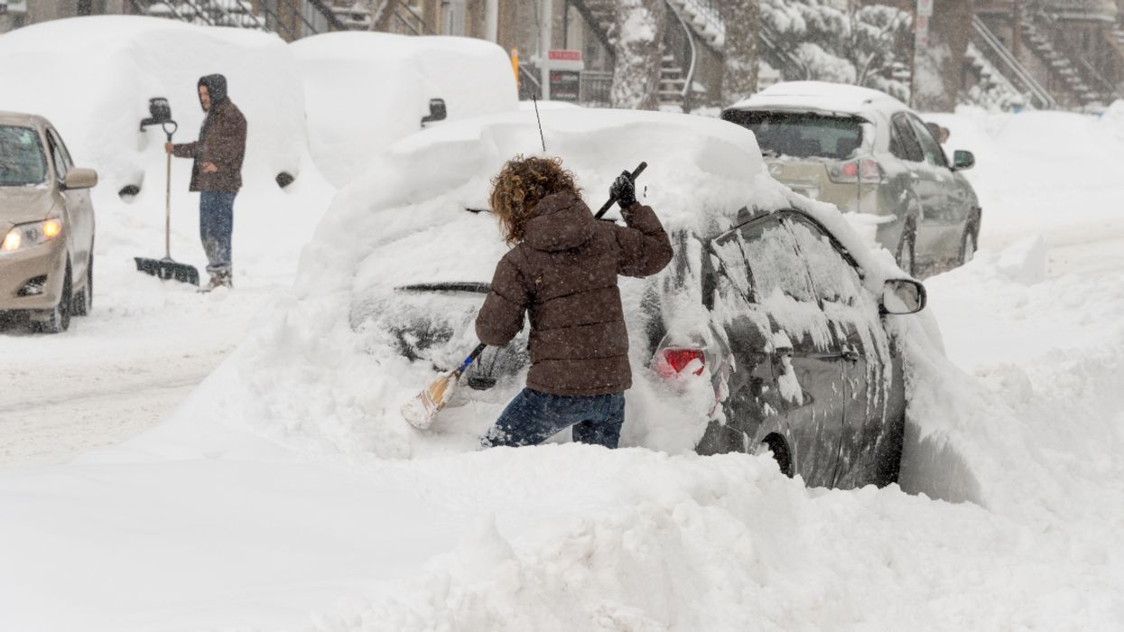 As If The Year Couldn't Get Worse, Quebec's New Winter Forecast Is Predicting Lots Of Snow