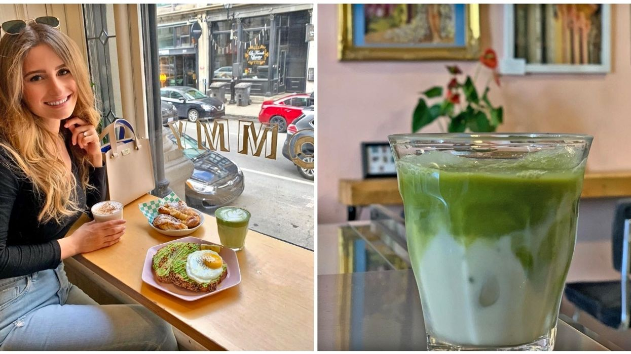 7 Montreal Matcha Spots That Serve Some Of The Tastiest Green Drinks Around