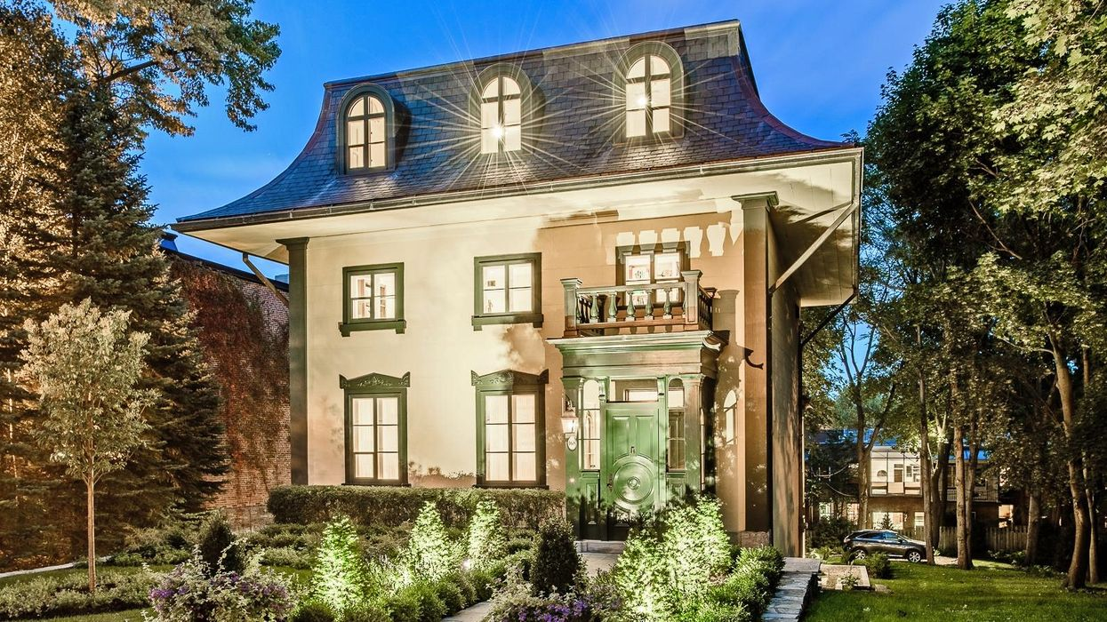 You Can Live Inside A Piece Of Montreal History In This $3.2M House Built In 1839 (PHOTOS)