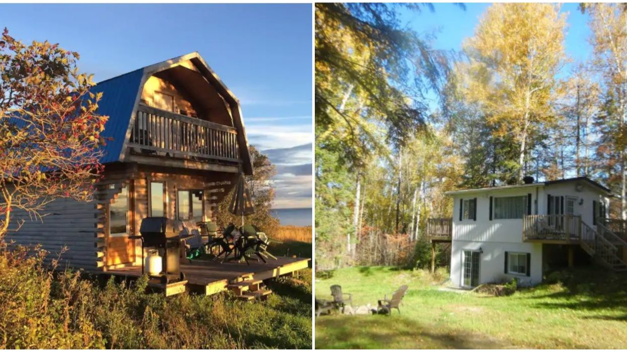 6 Cheap Chalets In Quebec That You Can Rent With Your BFFs This Fall