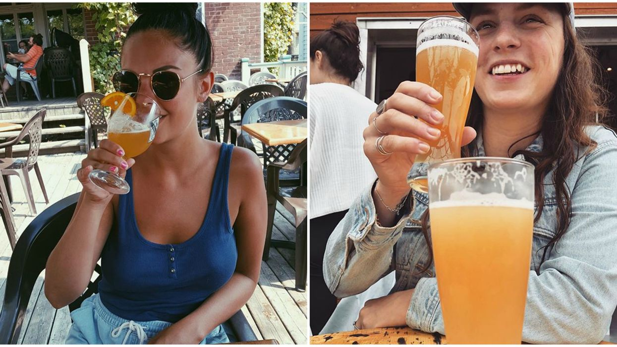 10 Craft Breweries In Quebec That Are Worth A Fall Road Trip If You Love Beer