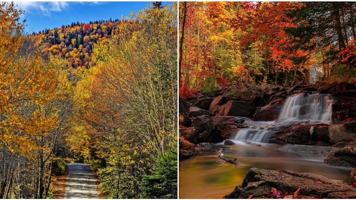 13 Small Towns In Quebec That Become Even More Magical In The Fall (PHOTOS)