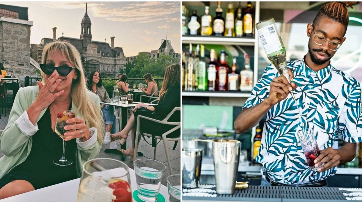 7 Old Montreal Spots With Actual Happy Hour Deals To Make Your 5 à 7 Even Happier