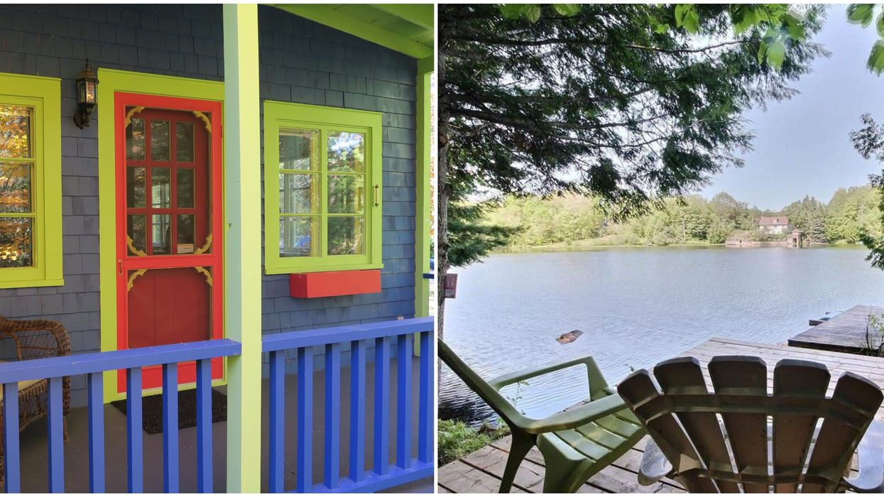 7 Super Cheap Cottages Less Than 3 Hours Away From Montreal You Can Rent This Summer