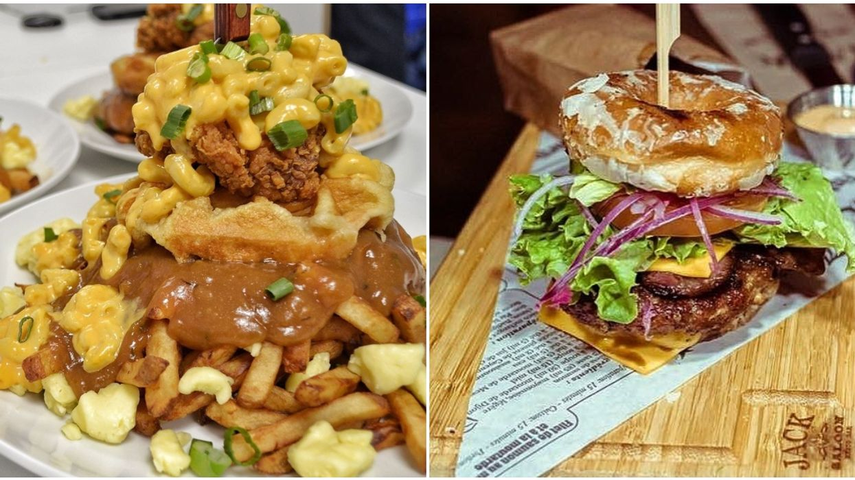 Some Of Montreal's Most Outrageous Dishes That You Need To Try At Least Once