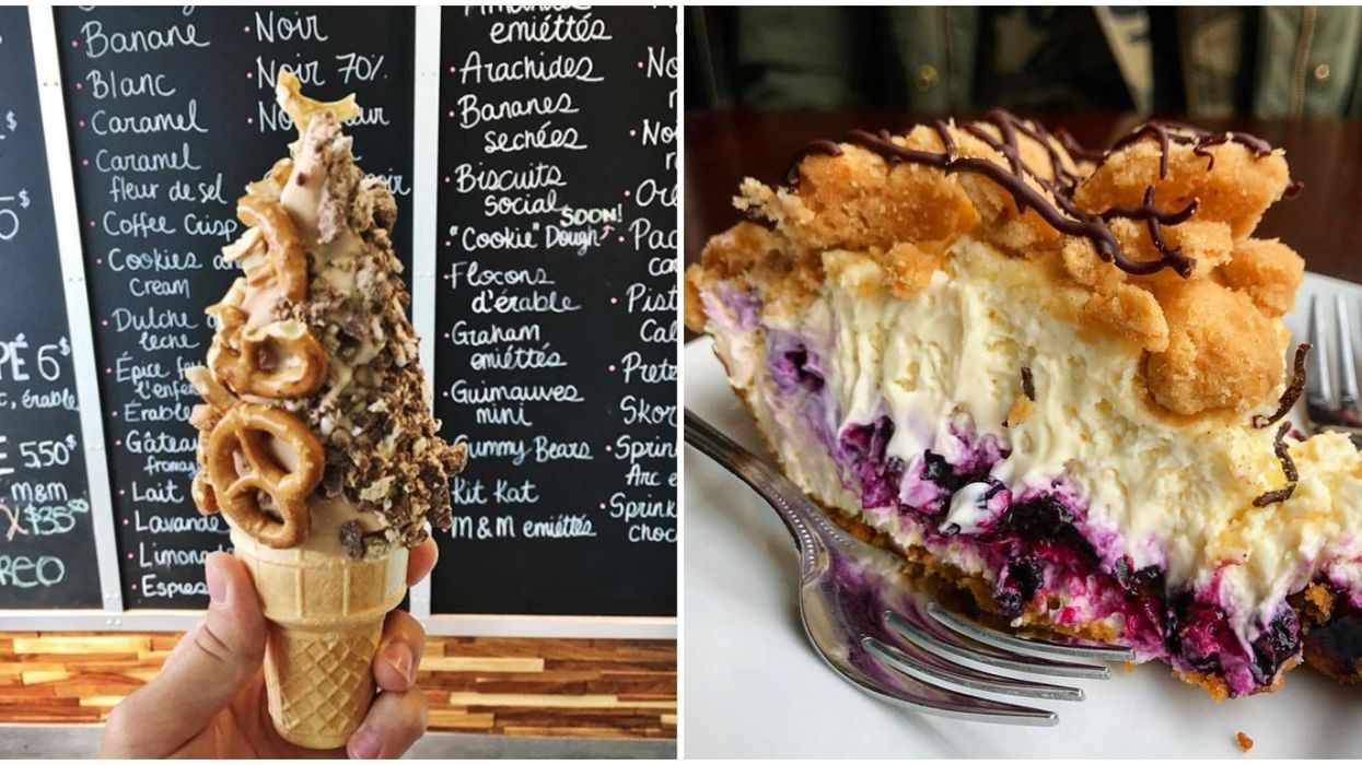 11 Places In Montreal That Serve Desserts The Size Of Your Head