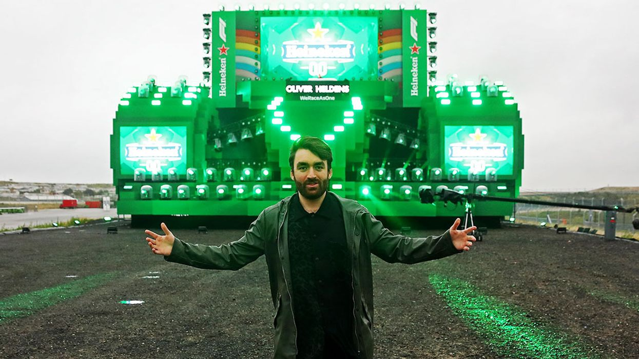Heineken Is Streaming A Live Virtual DJ Event This Saturday To Celebrate F1