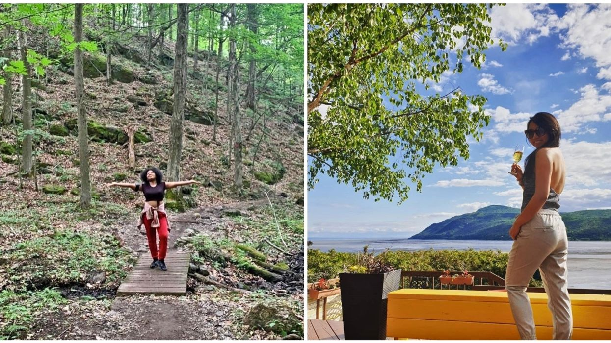 13 Spontaneous Day Trips That Are Less Than 3 Hours Away From Montreal