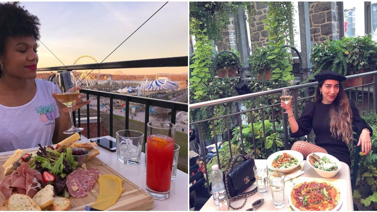 Here's When 11 Of Montreal's Favourite Terrasses Are Officially Opening