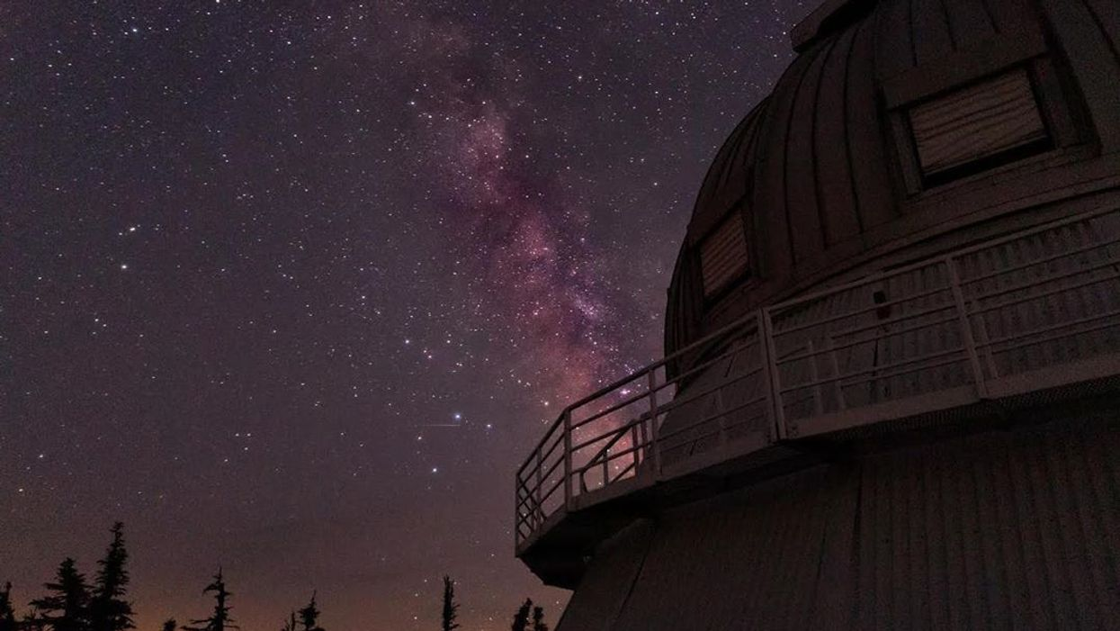 7 Quebec Spots With A Perfect View Of The Night Sky