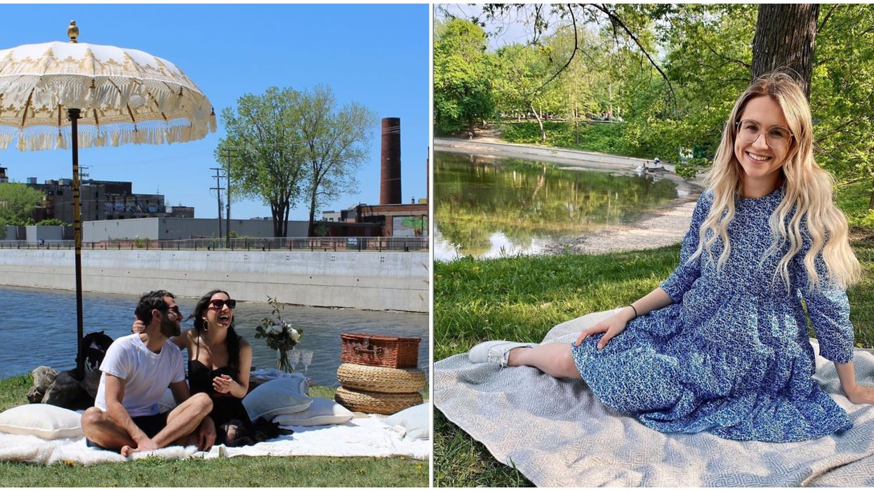 13 Montreal Parks That Make For The Best Picnic Spots In The City (MAP)