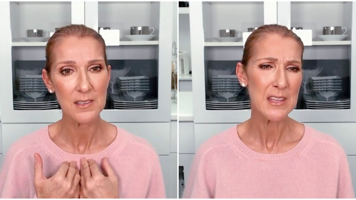 Céline Dion Gets Emotional In A Beautiful New Message To Fans (Video)