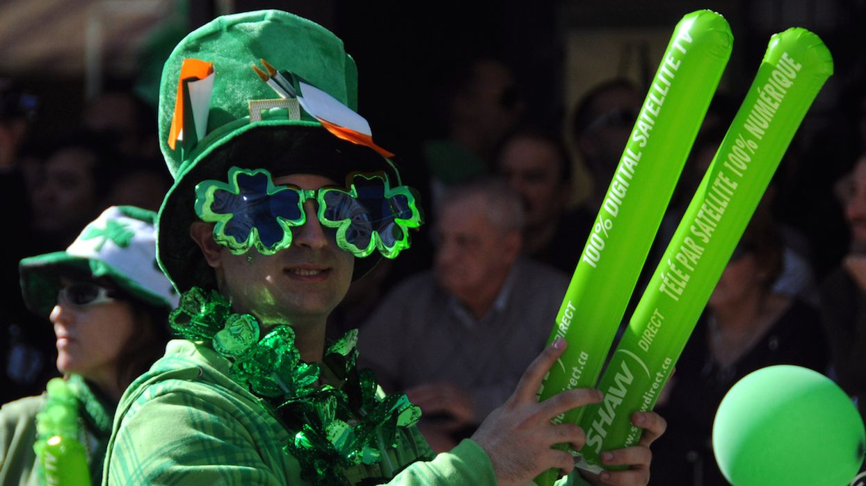 Montreal Saint Patrick's Day Parade Reportedly Postponed Due To COVID-19 Fears