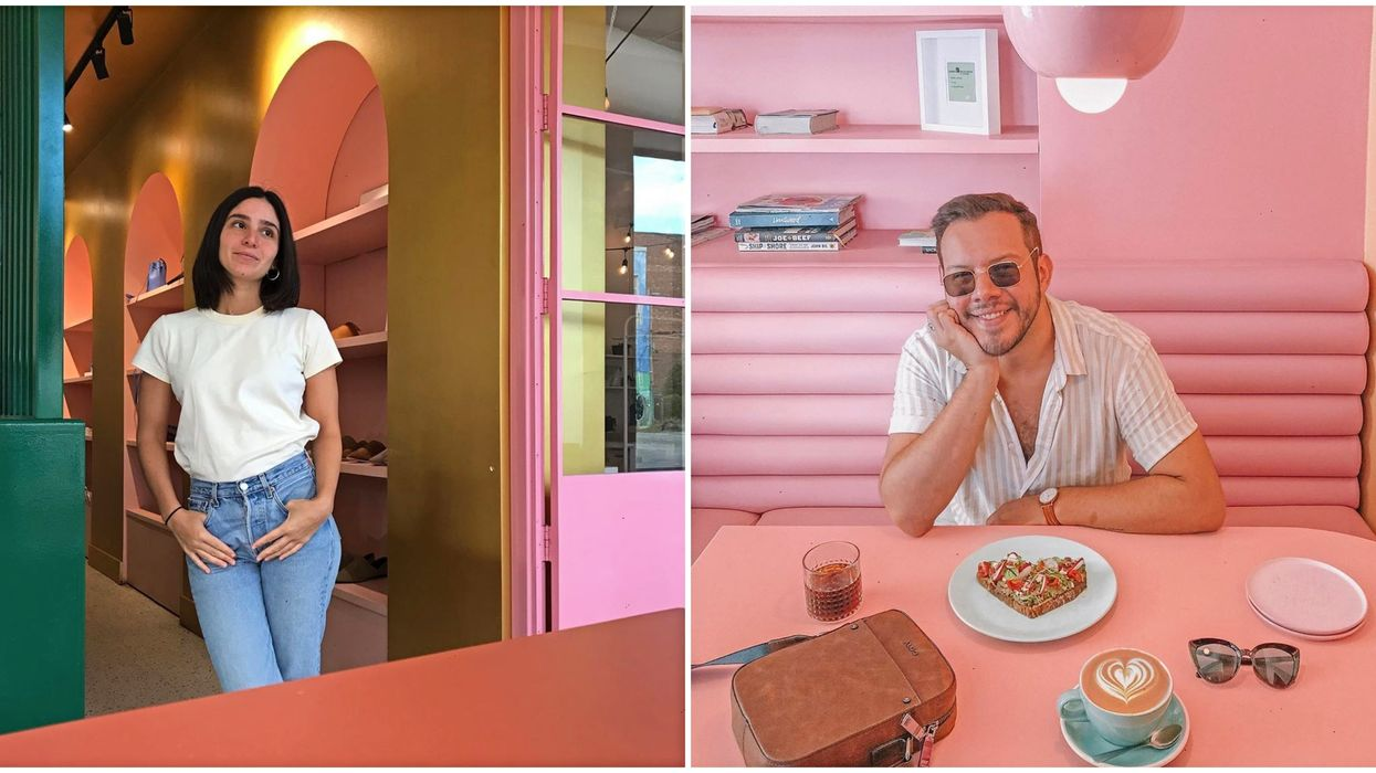 8 Colourful Montreal Spots That Make You Feel Like You're Lounging In An Easter Egg