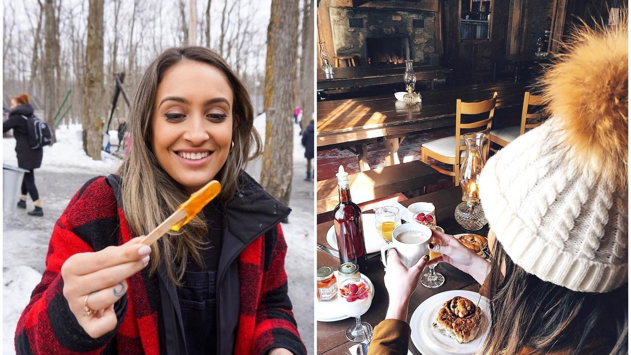 8 Cabanes À Sucre Near Montreal To Satisfy Your Sweet Tooth