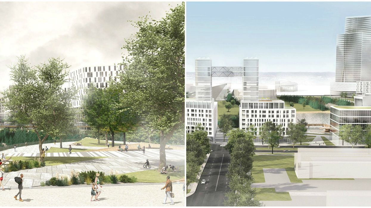 A Giant New Park & Carbon-Neutral Development Are Coming To Laval