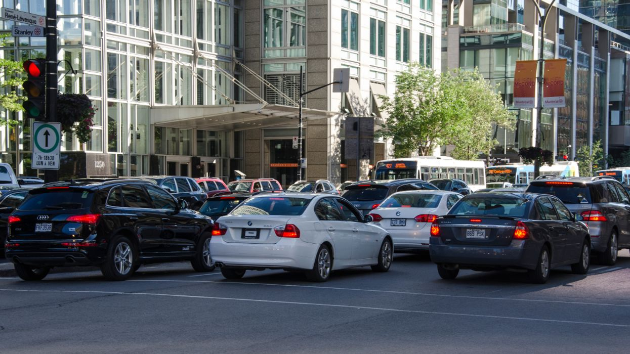 Montreal Is The #10 Worst City For Traffic Congestion In North America, Vancouver #3