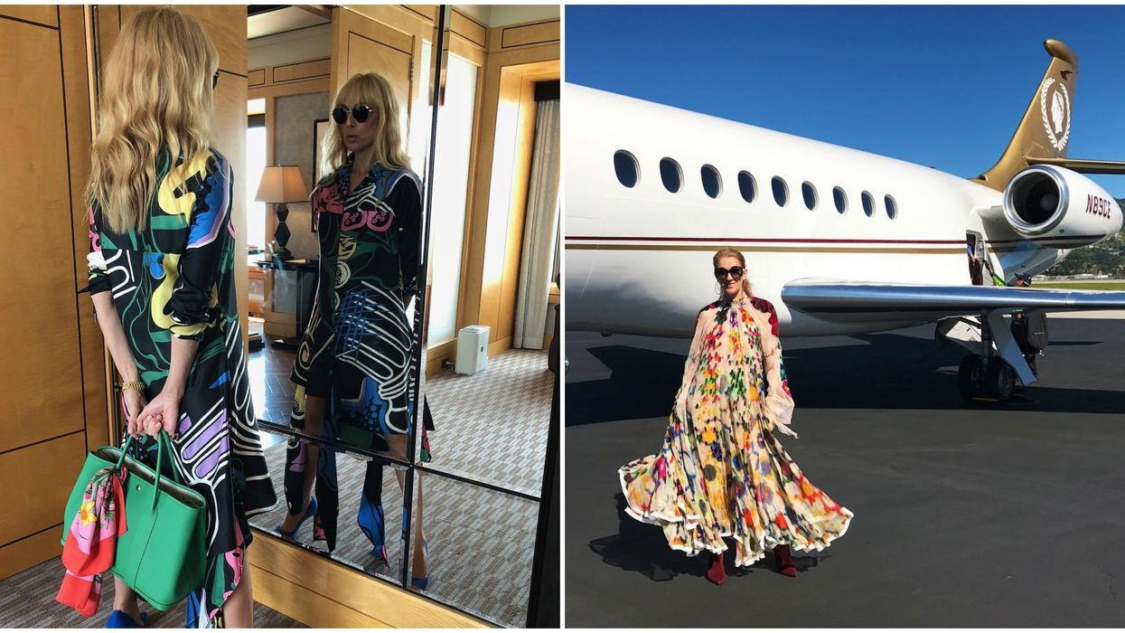 21 Photos Of Céline Dion Rocking Her All-Time Best Outfits
