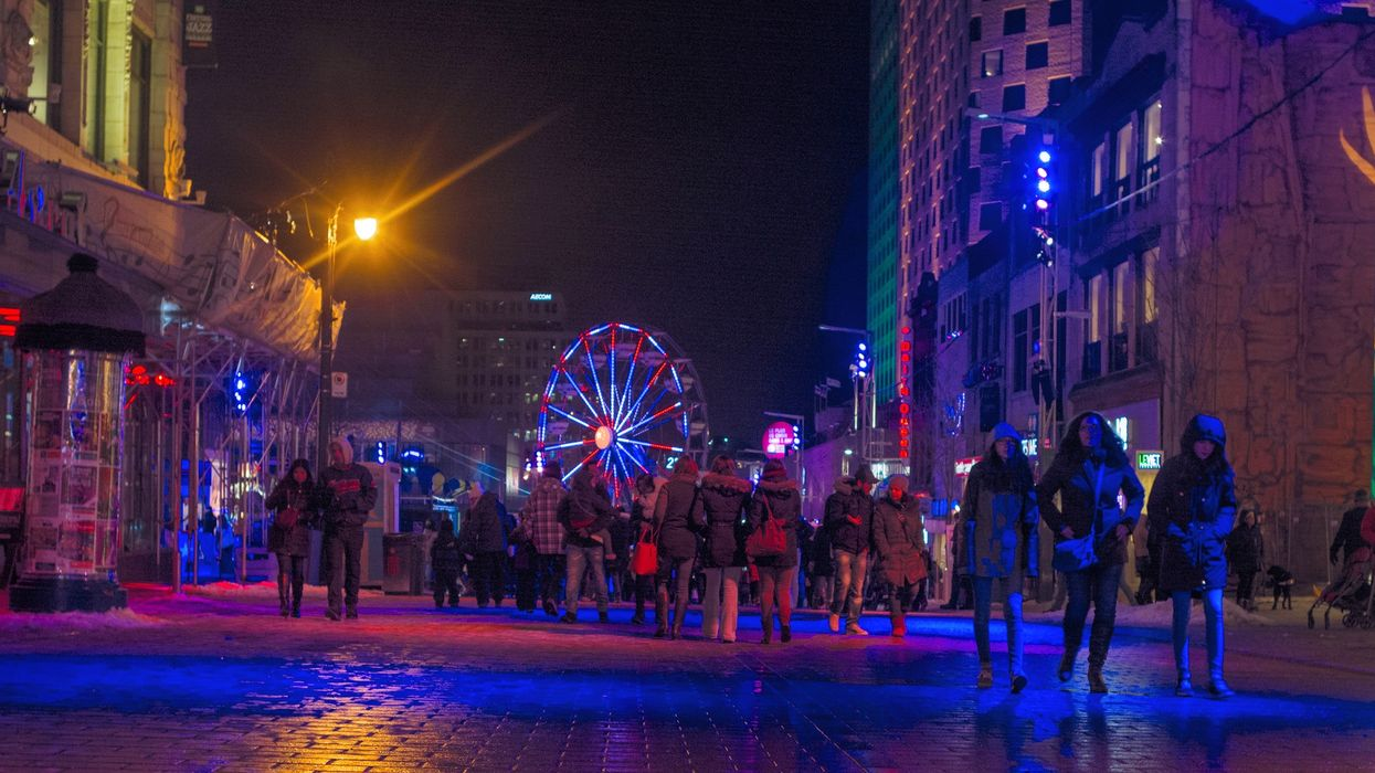 Montreal Is Letting 16 Bars Serve Alcohol Until 6 a.m. For Nuit Blanche 2020