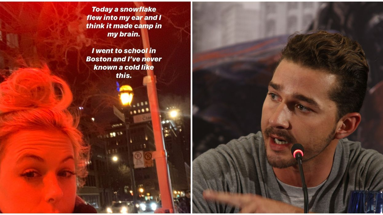 """""""Pieces Of A Woman"""" Is Shooting In Montreal, So You May See Shia LaBeouf In The City"""