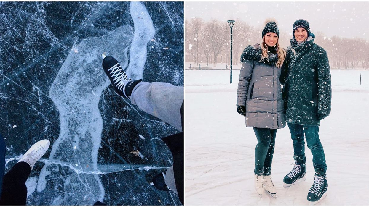 18 Montreal Rinks Where You Can Skate For Free