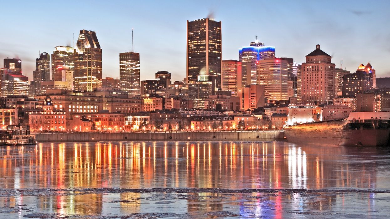 Montreal Ranked #45 In Top 100 Cities In The World, While Toronto Placed In Top 20