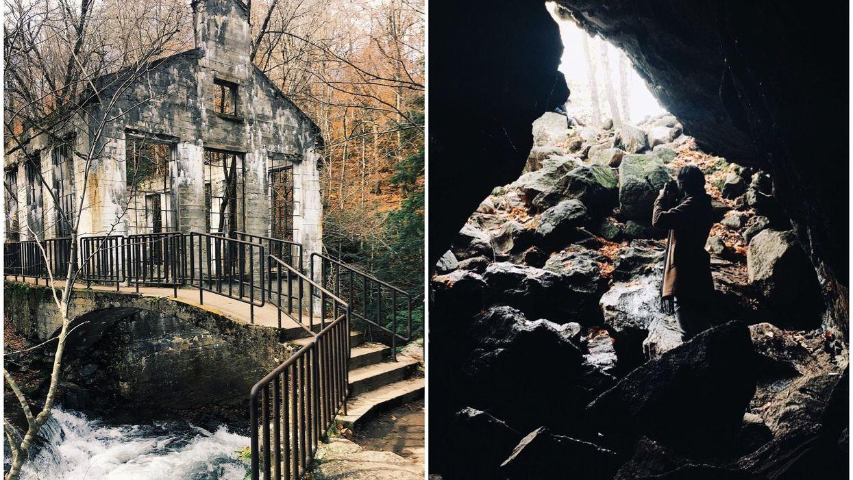 7 Hidden Ruins & Caves To Explore In Quebec That Will Unlock Your Inner Indiana Jones