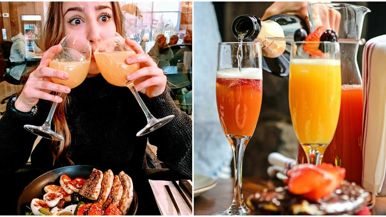 9 Montreal Restaurants With Bottomless Mimosa Brunches You Have To Try With Your Friends