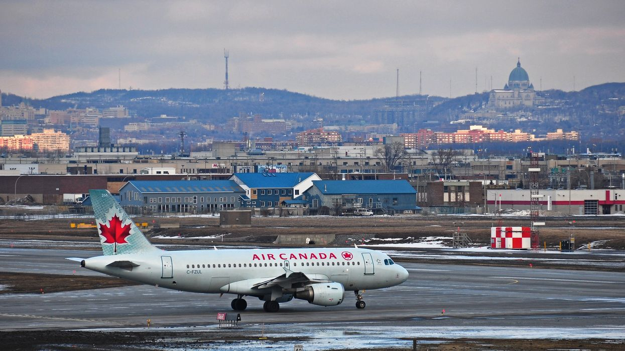 Montreal Airport Workers Are Officially On Strike & Flights Might Be Delayed