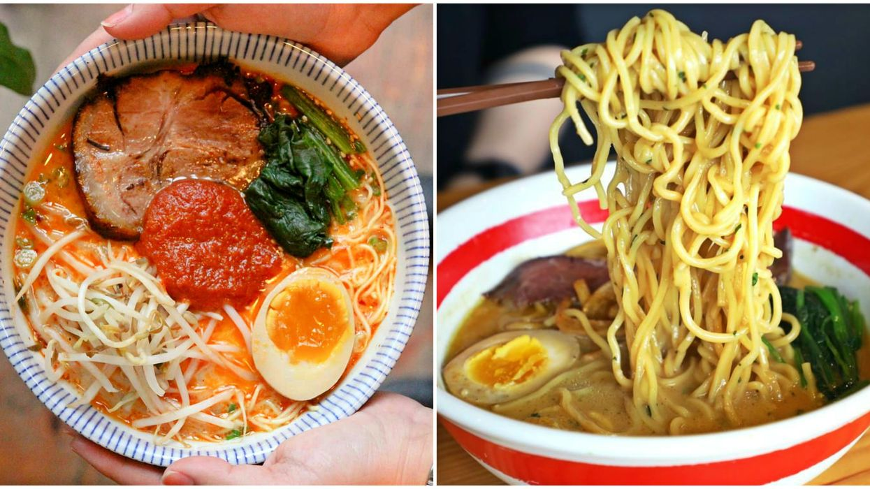 19 Montreal Spots To Take Your Favourite Person On A Ramen Date