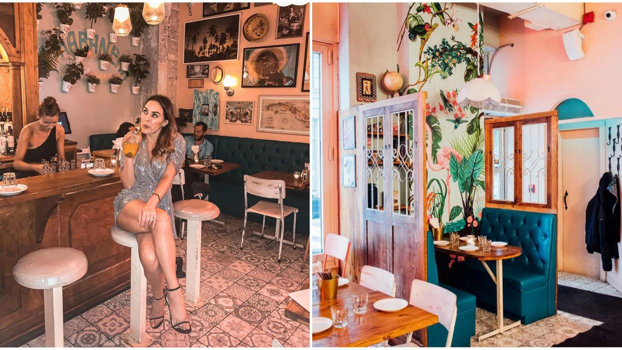 Montreal Bars & Restaurants That Feel Like A Beach Vacation If You're Too Broke To Travel