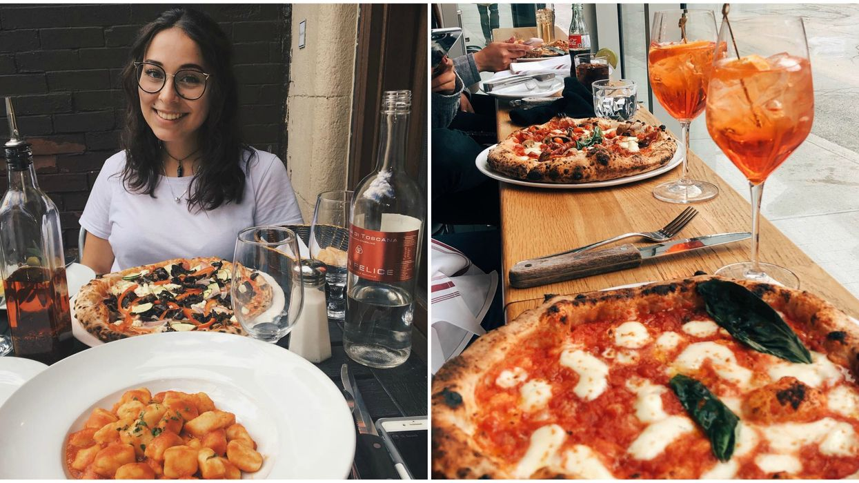 20 Montreal Italian Restaurants For When You Desperately Need Comfort Food & Carbs