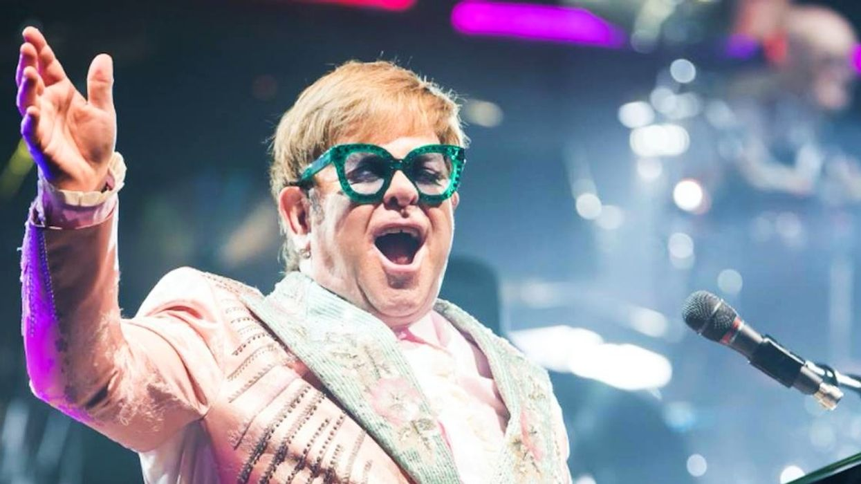 Elton John Is Officially Coming To Montreal For His Farewell Yellow Brick Road Tour