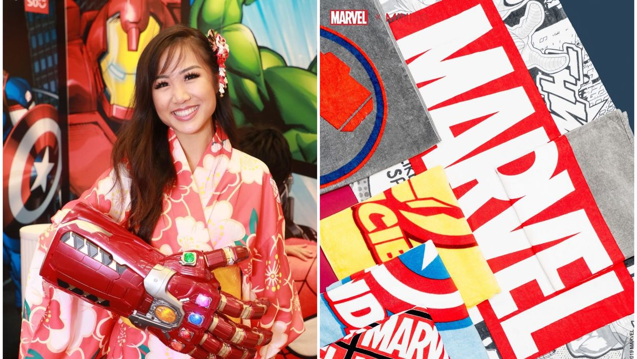 Miniso Is Opening A New Marvel-Themed Store In Montreal This Week