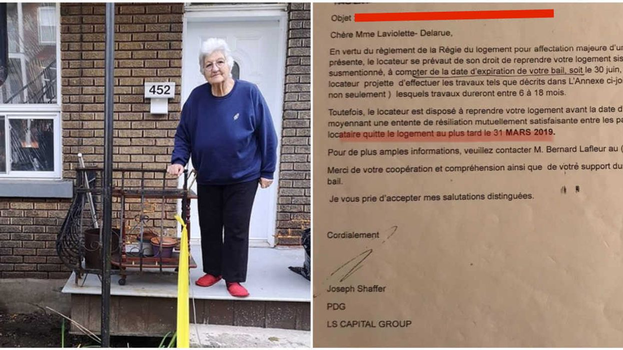 A Real Estate Group Is Kicking People Out Of Their Homes & A Local Woman Is Fighting Back