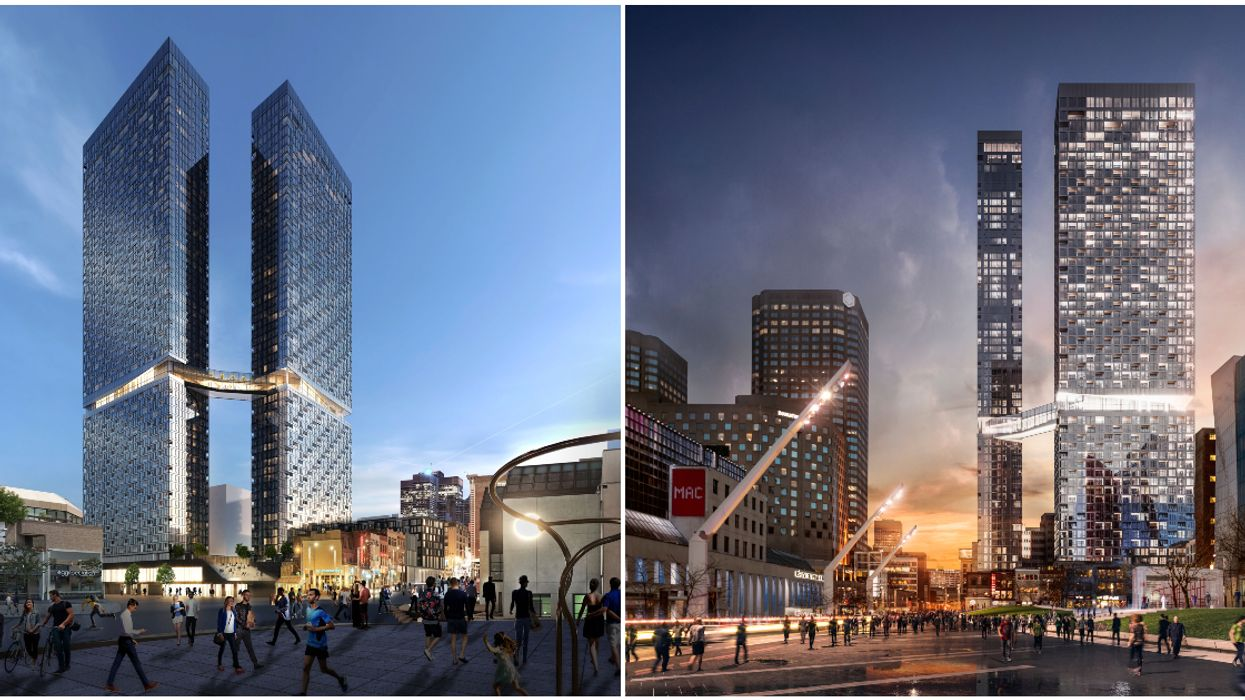 """Construction Has Officially Begun On """"Montreal's Largest-Ever"""" Luxury Condo Tower Project"""