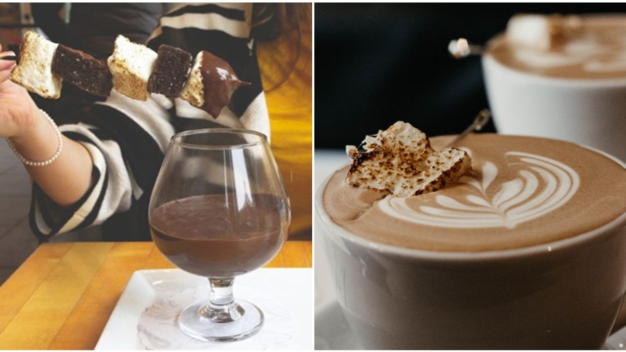 9 Spots To Get Hot Chocolate To Warm Your Soul During The Montreal Cold Season