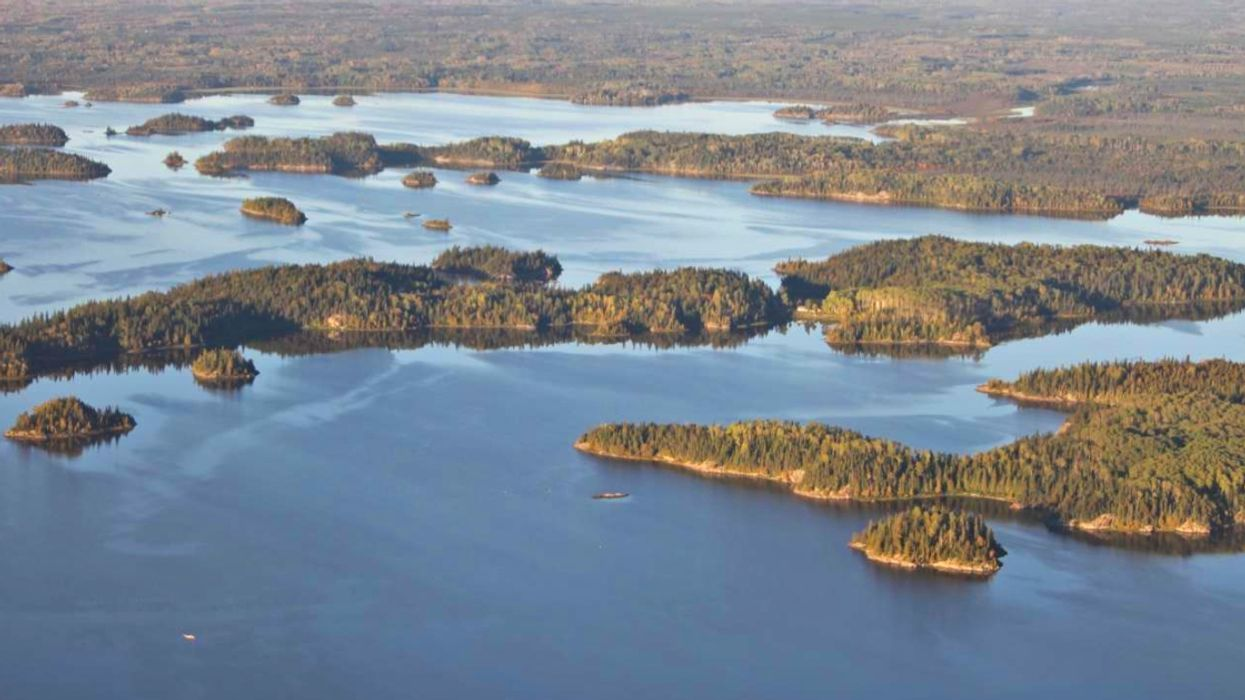 These Ultra Private Islands In Quebec Are For Sale Right Now