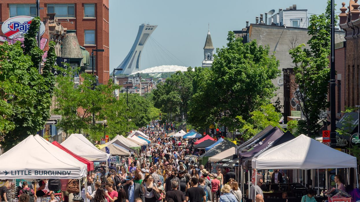 Ave. du Mont-Royal Street Fair