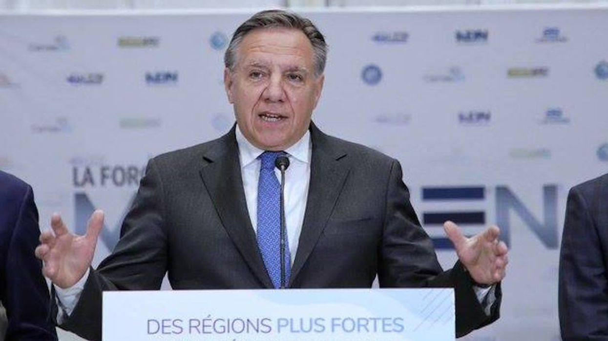 Montrealers Started A Petition To Stop François Legault From Marching In The Pride Parade
