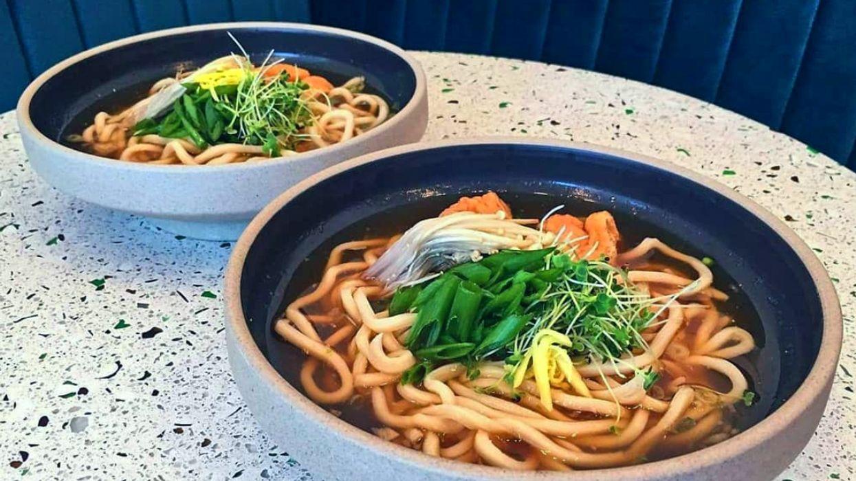 Montreal's First-Ever Vegan Ramen Restaurant Is Now Open