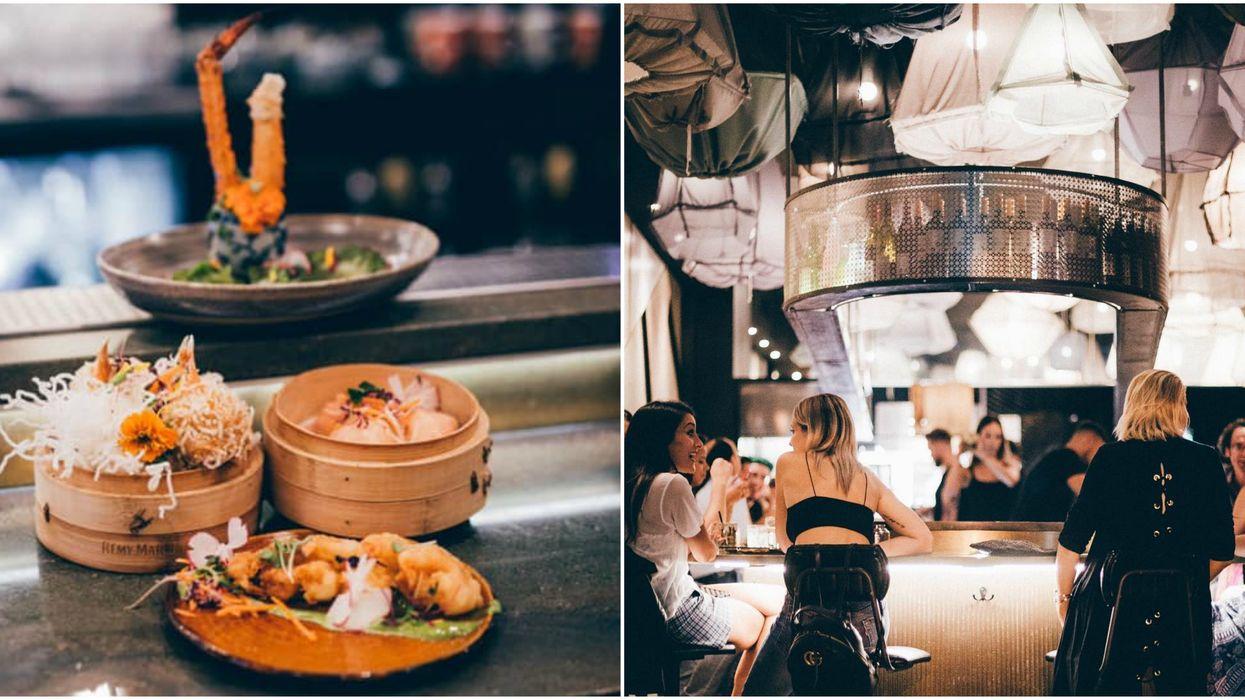This Montreal Dim Sum Bar Has A Take-Out Window & $100 Dumplings