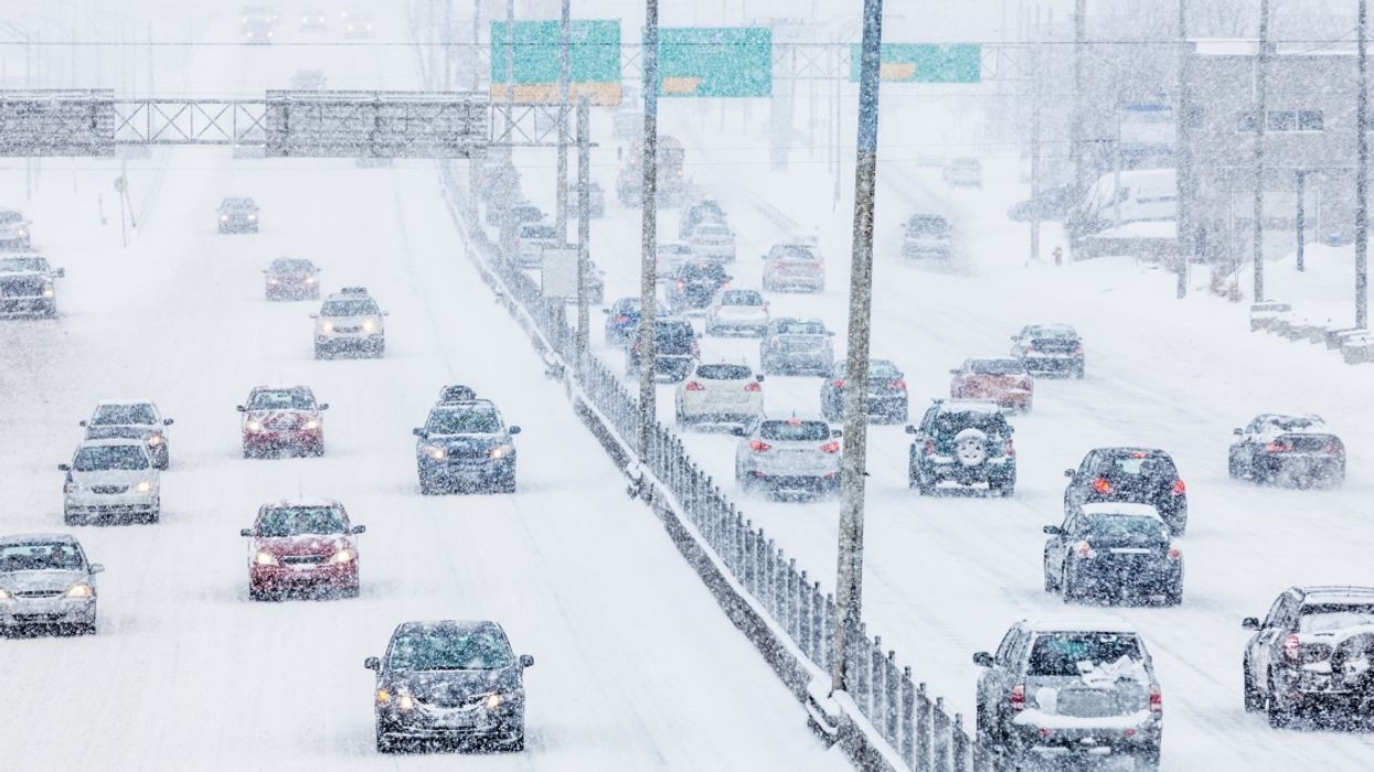 You Can Be Compensated Up To $1100 If You Were Stranded During Montreal's Infamous Highway 13 Blizzard