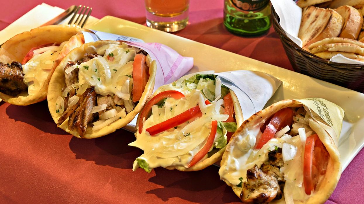 Most Authentic Gyros In Montreal