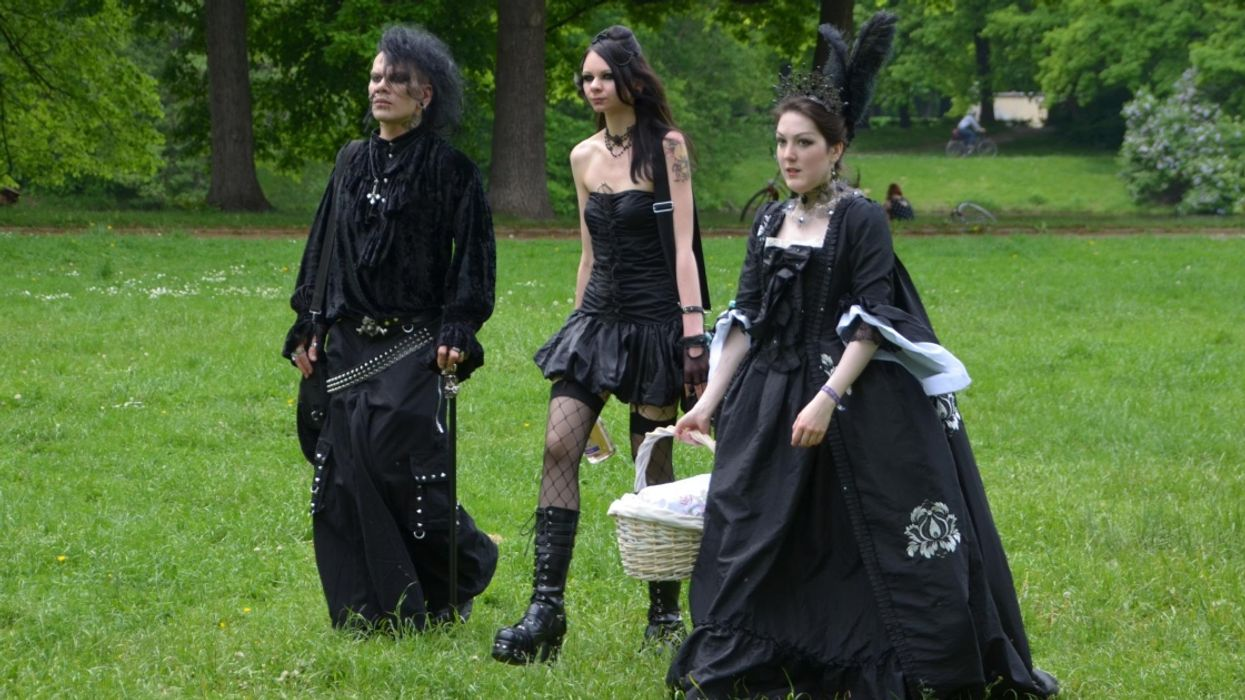 Montreal Is Hosting A Giant 'Goth Picnic' On Mount Royal This Weekend