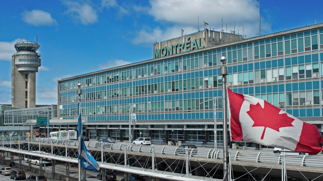 Montreal's Trudeau Airport Ranked #1 Best In Canada