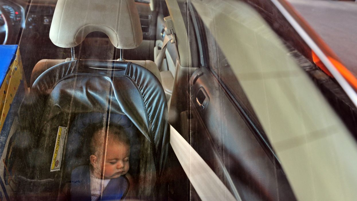 Quebec Baby Found Left In Car With Doors Wide Open In Store Parking Lot